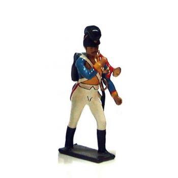 clairon (d'ordonnance) du 8e régiment bavarois (1812)