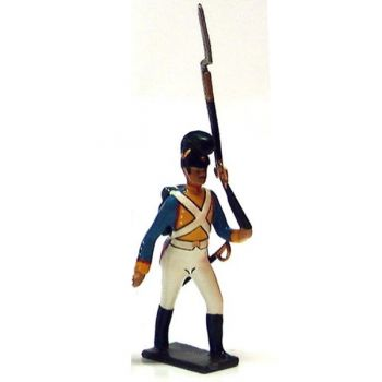 fantassin du 8e régiment bavarois (1812)