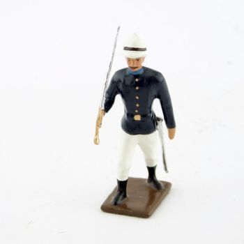 officier de l'infanterie coloniale (1880)
