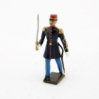 officier du 2ème régiment étranger (1863)