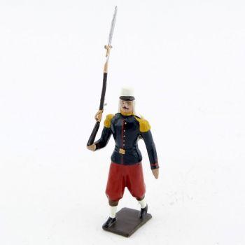 fantassin du 2ème régiment étranger (1863)