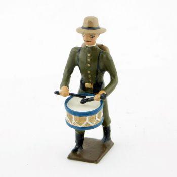 tambour de l'infanterie coloniale allemande