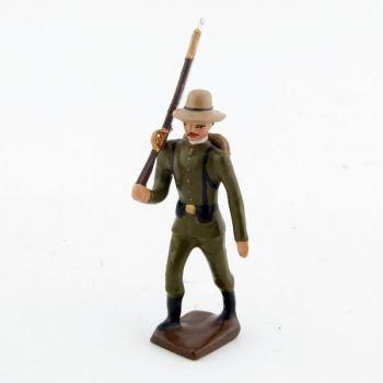 fantassin de l'infanterie coloniale allemande