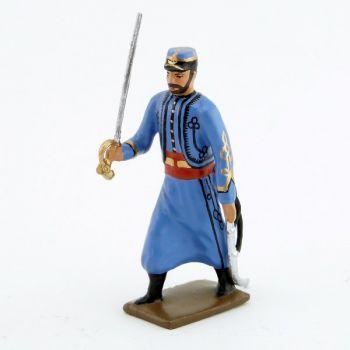 officier des zouaves pontificaux (1870)