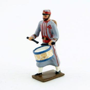 tambour des zouaves pontificaux (1870)