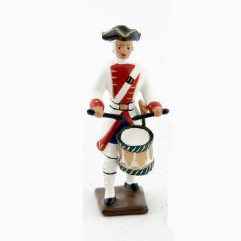 tambour du 24ème de la reine (1749)