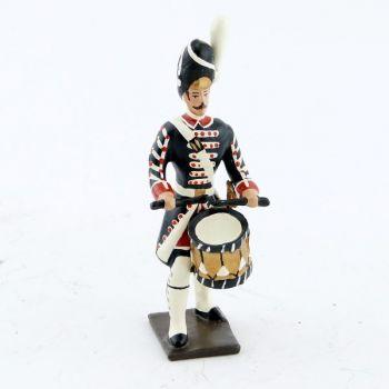 tambour des grenadiers de la garde française louis xvi (1789)
