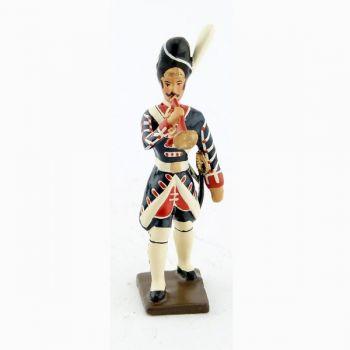 clairon des grenadiers de la garde française louis xvi (1789)