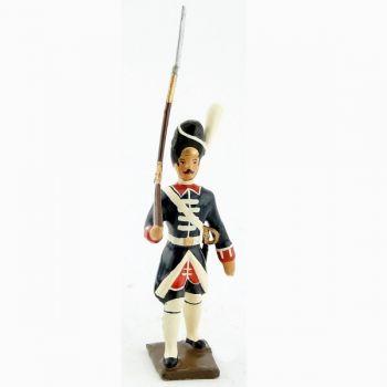 fantassin des grenadiers de la garde française louis xvi (1789)