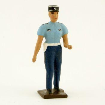 gendarme en chemisette