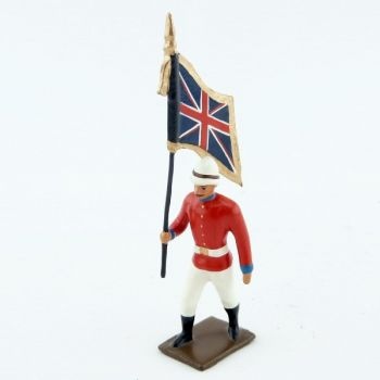 drapeau de l'infanterie coloniale anglaise