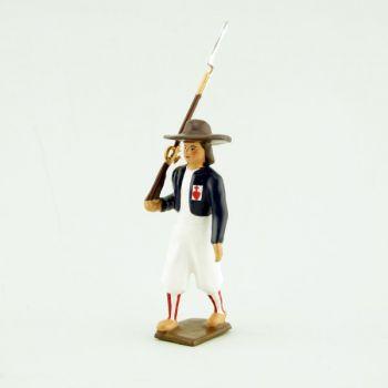 soldat de l'Armée catholique et royale de Vendée