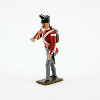 clairon du 32nd (cornwall) regiment of foot (1812)