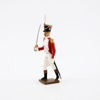 officier du bataillon valaisan (1805)