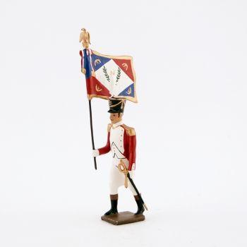 drapeau du bataillon valaisan (1805)