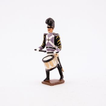 tambour (d'ordonnance) de l'infanterie de ligne würtemberg
