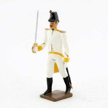 officier de l'infanterie allemande  (1806)