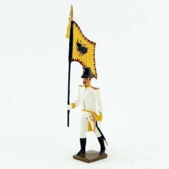 drapeau de l'infanterie allemande  (1806)