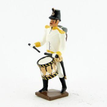 tambour (d'ordonnance) de l'infanterie allemande  (1806)