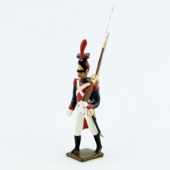 fantassin des grenadiers polonais, légion du nord (1806)