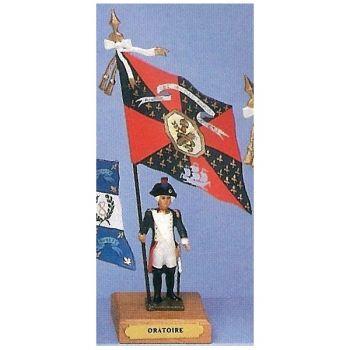 drapeau du bataillon de l'Oratoire
