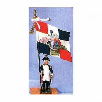 drapeau du bataillon de la Sorbonne