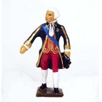 Rochambeau (1725-1807), héros de la guerre d'Indépendance américaine
