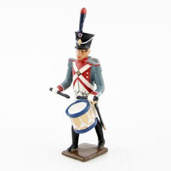tambour (d'ordonnance) de l'infanterie de marine