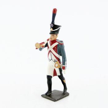 clairon (d'ordonnance) del'infanterie de marine