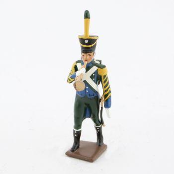clairon (d'ordonnance) de l'infanterie légère italienne (1810)