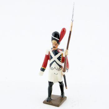 fantassin des grenadiers du 4e régiment suisse (1812)