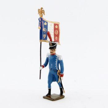drapeau des voltigeurs d'infanterie légère (1809)