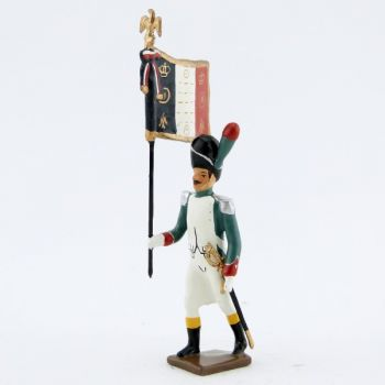 drapeau des grenadiers italiens