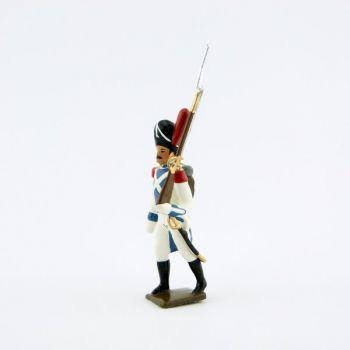 fantassin des grenadiers de Clèves et de Berg (1812)