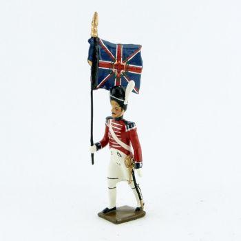 drapeau du 1er rgt de grenadiers anglais (1813)