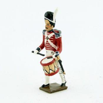 tambour (d'ordonnance) du 1er rgt de grenadiers anglais (1813)