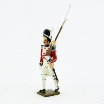 fantassin du 1er rgt de grenadiers anglais (1813)