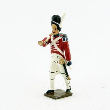 clairon (d'ordonnance) du 1er rgt de grenadiers anglais (1813)