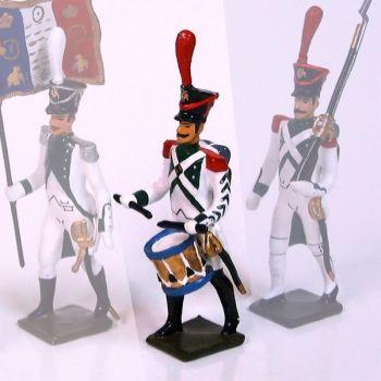 tambour (d'ordonnance) du régiment de Joseph Napoleon