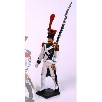 fantassin du régiment de Joseph Napoleon
