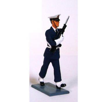 officier de la Compagnie du sous-marin Perle