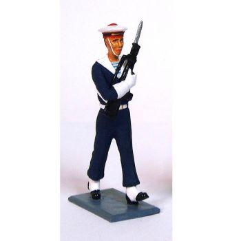 élève (homme) de la Compagnie du sous-marin Perle