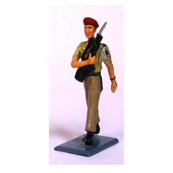 élève (homme) du 8e RPIMa (Régiment de Parachutistes d'Infanterie de Marine)