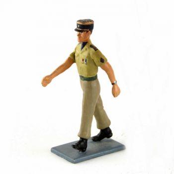 officier du 8e RPIMa (Régiment de Parachutistes d'Infanterie de Marine)