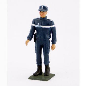 Gendarme, nouvelle tenue