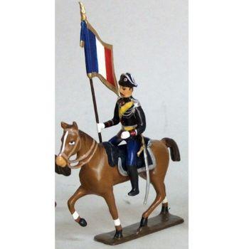 étendard des gendarmes à cheval (iiie rép.)