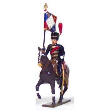 etendard des artilleurs à cheval (1809)