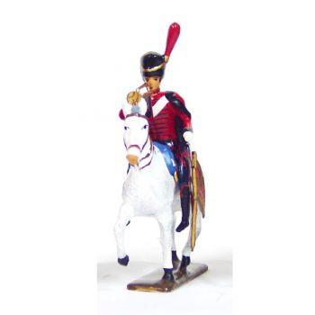 trompette (d'ordonnance) des artilleurs à cheval (1809)