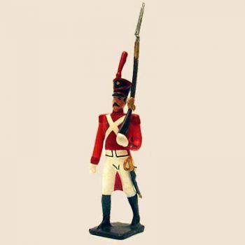 """fantassin du bataillon de neuchâtel (tenue """"orange"""", ancienne version)"""