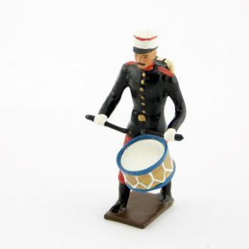 tambour du régiment espagnol 1880